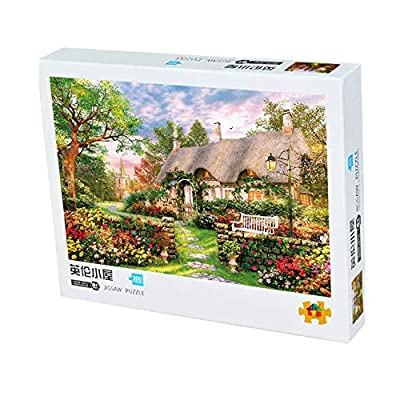 Jigsaw Puzzles for Adults 300 Pieces Landscape Jigsaw Puzzles for Kids Education Toys Gift: Toys & Games
