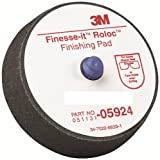 3M 05924 Finesse-it Roloc 3'' Finishing Pad (Pack of 5)