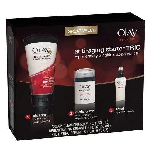 Olay Regenerist peau Trio Soins Starter Pack