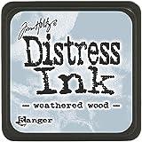 Ranger Tim Holtz Distress Ink Pads, Mini, Weathered Wood