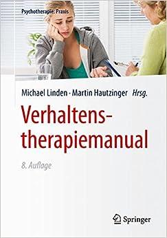 Book Verhaltenstherapiemanual (Psychotherapie: Praxis)