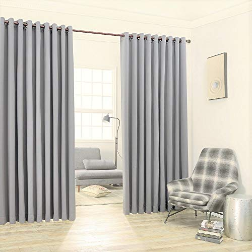 Cheap  Warm Home Designs Extra Large 2 Light Grey (Silver) Wall to Wall..