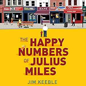 The Happy Numbers of Julius Miles Audiobook