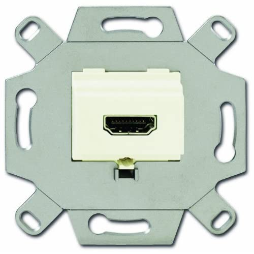 Image of Busch-Jaeger 0261/31 HDMI Connection Socket Cables & Interconnects
