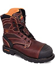 Thorogood Mens Gen-flex38 Insulated Waterproof Composite Safety Toe Boot