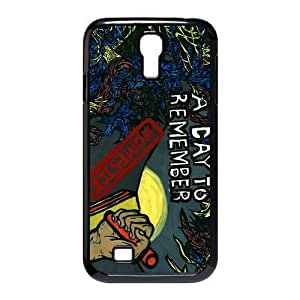 Customize Your Popular Rock Band A Day To Remember Back Case for Samsung Galaxy S4 I9500 JNS4-1563