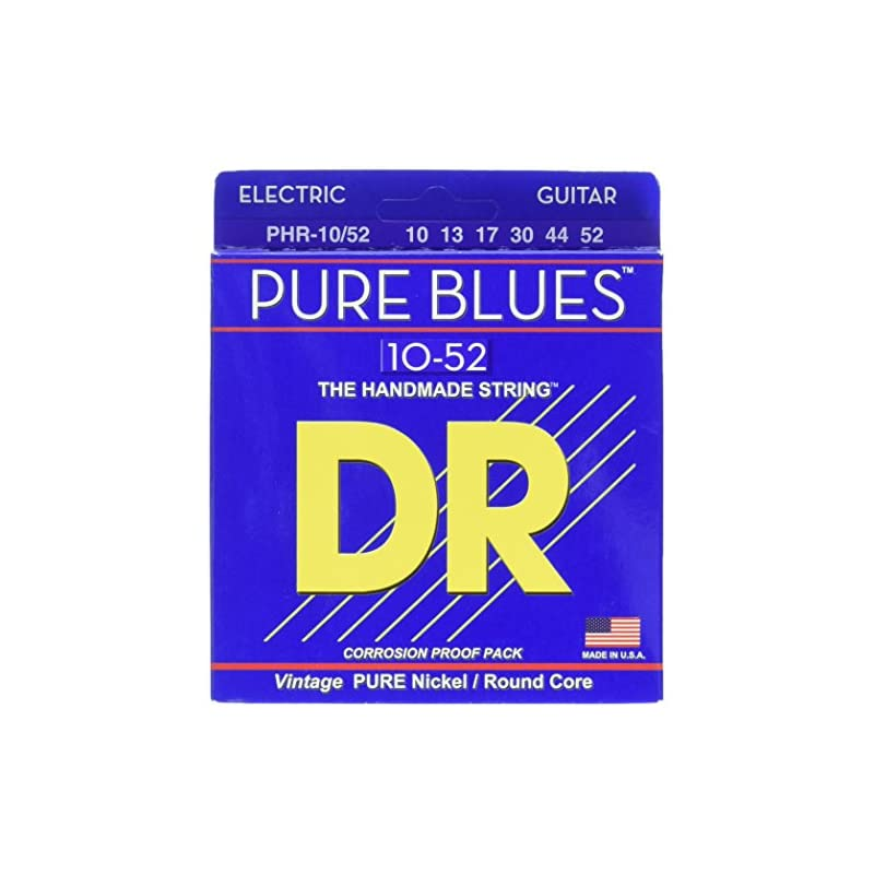 DR Strings PHR-10/52 Electric Guitar 10/
