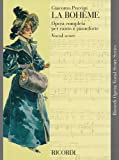 img - for La Boheme: Vocal Score (Ricordi Opera Vocal Score) book / textbook / text book