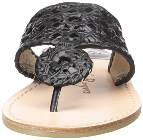 Tyler Jack Women's Rogers Sandal Dress Black wqBEqUf
