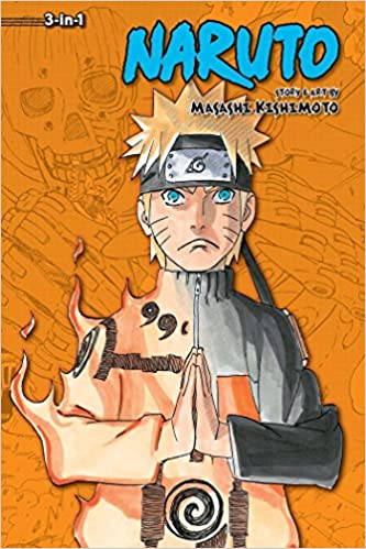 Amazon.com: Naruto (3-in-1 Edition), Vol. 20: Includes Vols ...