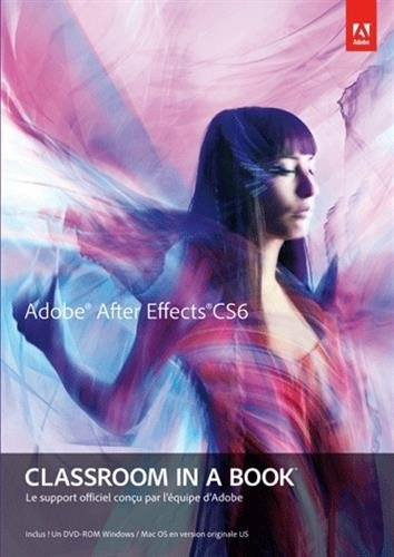 Adobe After Effects CS6 + DVD-ROM