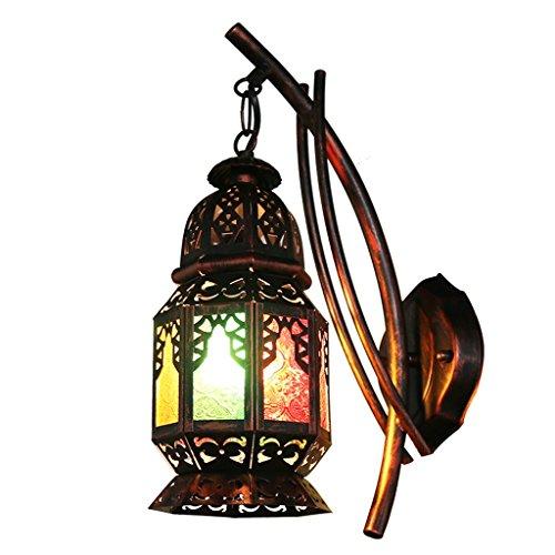 SLH Italian Wall Lamp Turkish Restaurant Cafe Inn Aisle Lights