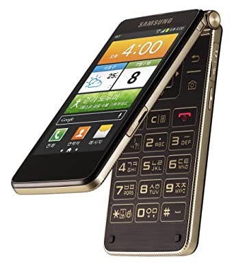 Samsung Galaxy Golden i9235 GSM Dual Touch Dual Screen Factory Unlocked International version GSM Phone