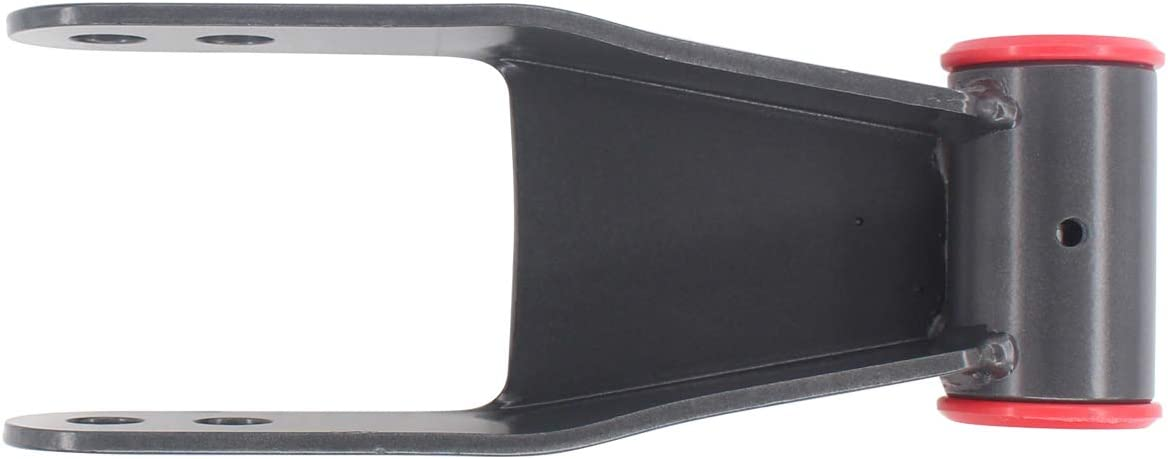 XtremeAmazing 2Pcs Rear Drop Shackles for Chevy Silverado 1500 Truck 1988-2018 410520