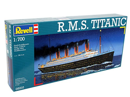 Review Revell of Germany RMS