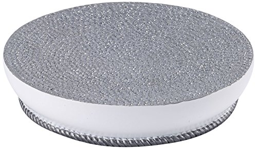 (Avanti Linens Dotted Circles Soap Dish)