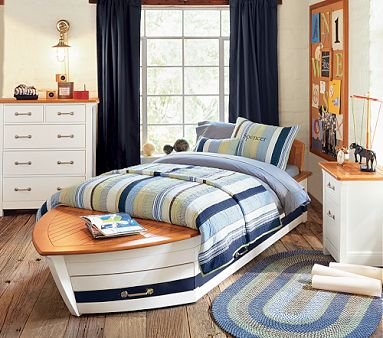 Super Amazon Com Pottery Barn Kids Speedboat Bedroom Set Kitchen Lamtechconsult Wood Chair Design Ideas Lamtechconsultcom