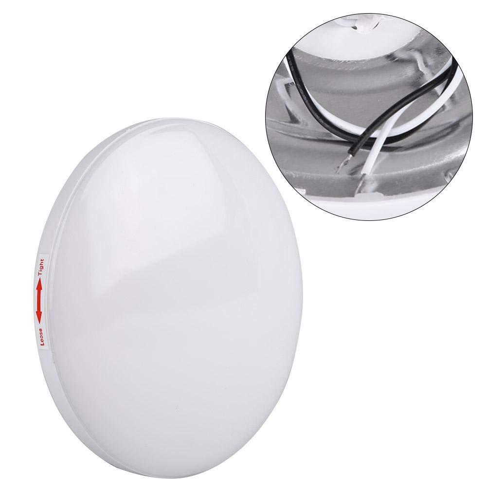 1 PC di applique da parete a soffitto per auto 12V plafoniera interna. Dome Light 30 LED per rimorchio//furgone//yacht//barca//roulotte