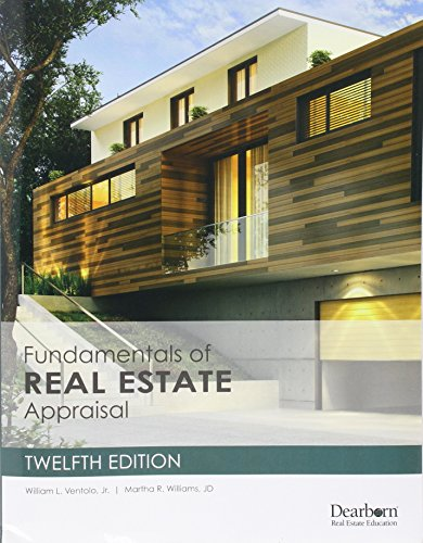 FUND.OF REAL ESTATE APPRAISAL