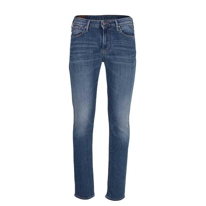 Jeans it Amazon Uomo Abbigliamento Pantalone Blu Armani AOqwp