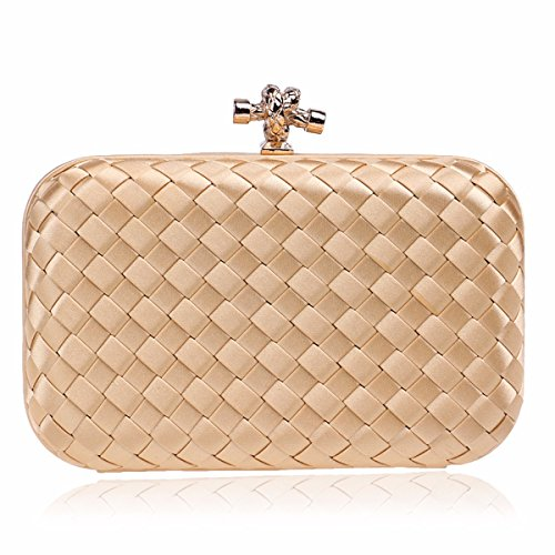 Gules Package And Xjtnlb American A Women Fashion Banquet Bag European For Golden 6xqqPwfB