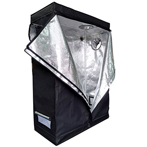 Valuebox Grow Tent For Indoor Plant Growing Dismountable Reflective Hydroponic Non Toxic Room (48