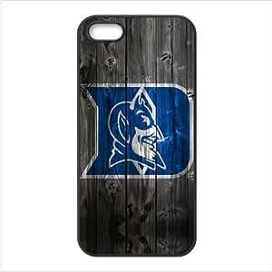 Wood Look NCAA Duke Blue Devils Accessories Iphone 6 4.7 Waterproof TPU Designer Hard Case Cover