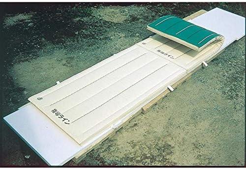 E-462 連結式ノンスリップマット 9号スポンジコンビ120X240X5cm