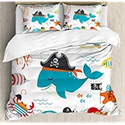 51s9MPueFQL._SS247_ 100+ Nautical Bedding Sets