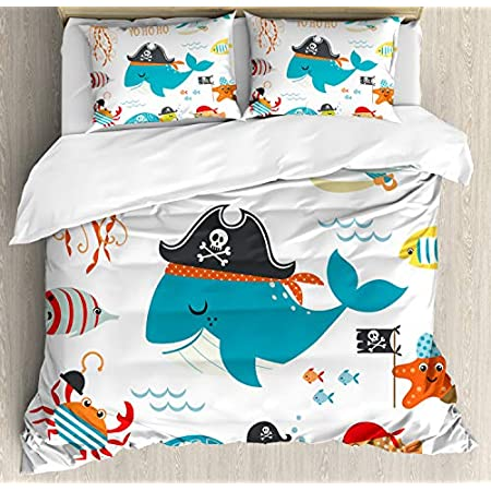 51s9MPueFQL._SS450_ Pirate Bedding Sets and Pirate Comforter Sets