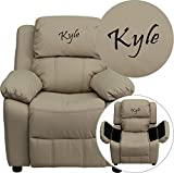 Personalized Deluxe Kids Recliner For Sale