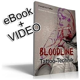 BLOODLINE Tattoo TechnikTätowieren lernen - eBook + Video (Tattoo