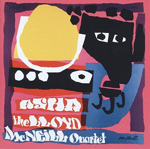 The Lloyd McNeill Quartet - Asha - REISSUE - CD - FLAC - 2017 - NBFLAC Download
