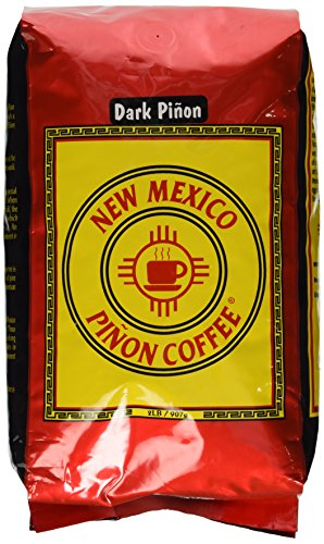 New Mexico Piñon Coffee Dark, Whole Bean, 2lb