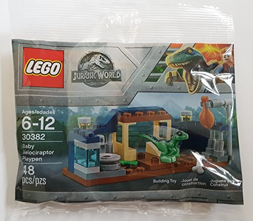 Lego Jurassic World Baby
