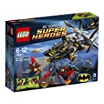 LEGO Super Heroes 76011: Batman: Man-...