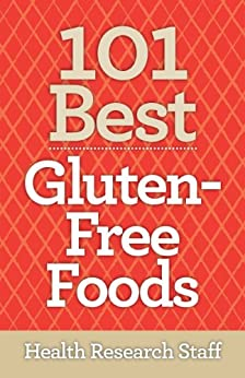 Gluten Free Foods Health Research Staff ebook product image