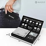Precision Pocket Scale 200g x 0.01g, MAXUS Elite