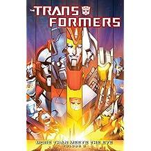 Transformers: More Than Meets the Eye (2011-2016) Vol. 3