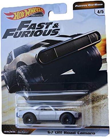 [해외]Hot Wheels Furious Off Road `67 Off Road 45 Silver / Hot Wheels Furious Off Road `67 Off Road 45, Silver