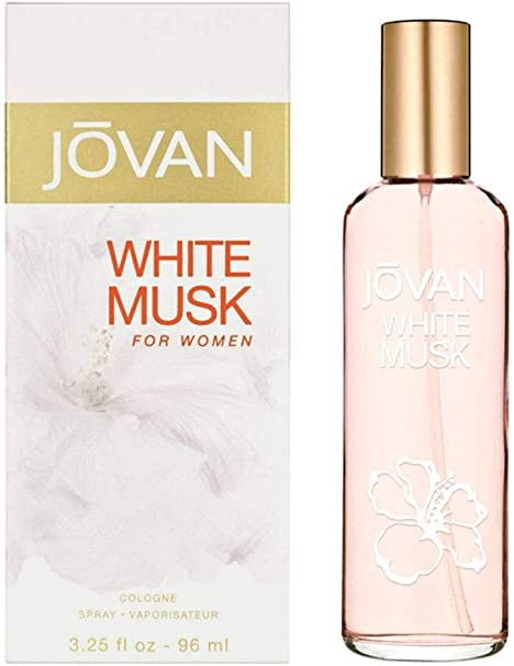 Astor Jovan White Musk Woman Eau de Cologne Vaporizador 96 ml