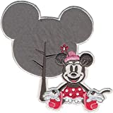 Wrights Disney Mickey Mouse Minnie with Silhouette Iron-On Applique