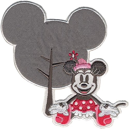 Wrights Disney Mickey Mouse Minnie with Silhouette Iron-O...