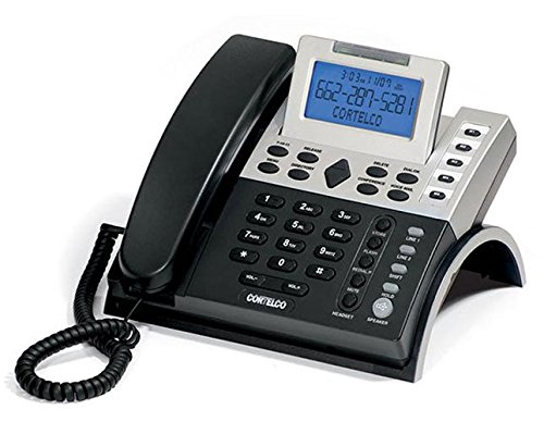 Cortelco 1220 00tp227s 2-line Cid Business Tel. (Cortelco 2 Line Phone)