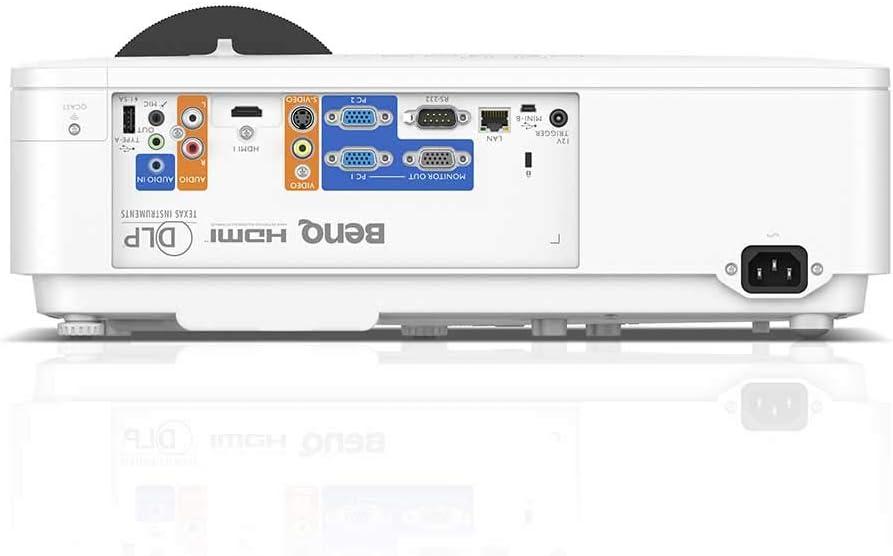 Benq LH720 videoproiettore 4000 ANSI lumen DLP 1080p Proiettore desktop Bianco 1920x1080