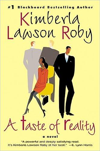 A Taste Of Reality Kimberla Lawson Roby 9780060505677 Amazon