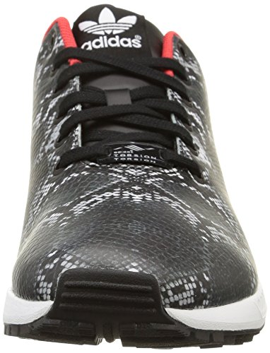 Femme B35310 Tomato Baskets Core Basses Black Flux adidas Core St Noir Black ZX EqaPX