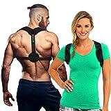Posture Corrector for Women Men by FY Posture - Effective Comfortable Adjustable Posture Corrector