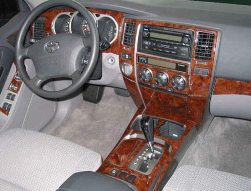 toyota 4 runner 2007 wood dash - 1