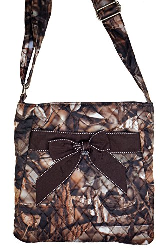 N. Gil Brown Natural Camouflage Quilted  - Quilted Natural Shopping Results